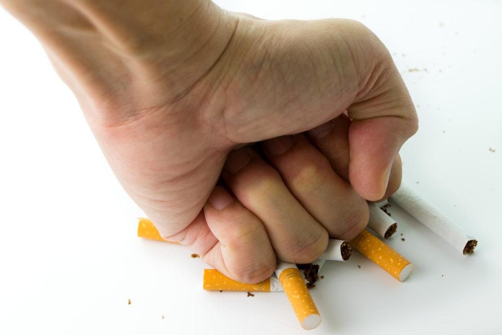 禁煙 白内障対策
