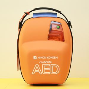 AED(自動体外式除細動器)【日本光電社製】