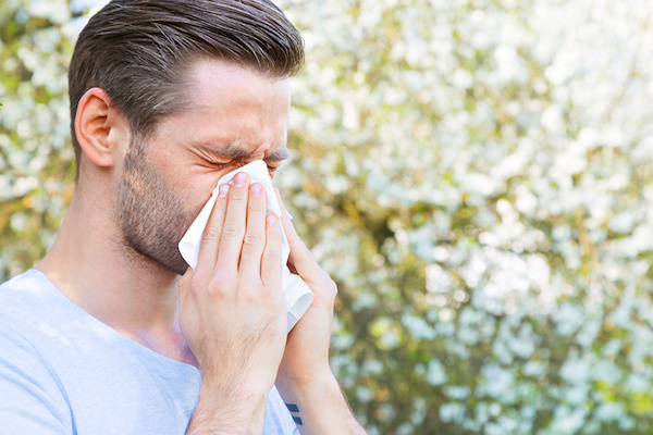 春から夏の花粉症